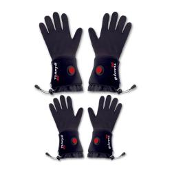 Sada Vyhřívané univerzální rukavice Glovii GLB velikost S-M a L-XL