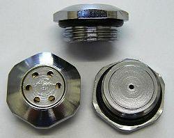 Samoodvzdušňovací ventil Aladdin HV30C ventil se záslepkou na 1/2