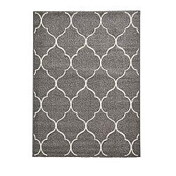 Šedý koberec Think Rugs Ventura, 120x170cm
