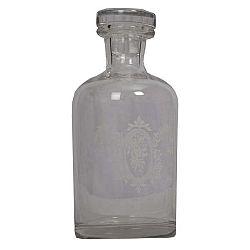 Skleněná lahev s víčkem Antic Line Bouteille