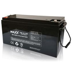 SOLAR Akumulátor gelový bezúdržbový MAXX 12-FM-150 150Ah 12V