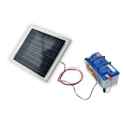 SOLAR Solární nabíječka autobaterií 20W/12V