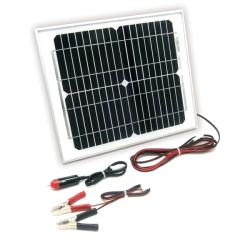 SOLAR Solární nabíječka autobaterií SO103 10W/12V