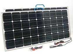 SOLAR Solární nabíječka autobaterií SO107 200W/12V