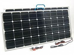 SOLAR Solární nabíječka autobaterií SO111 100W/24V