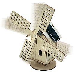 SOLAR Solární větrný mlýn Sol Expert 40009