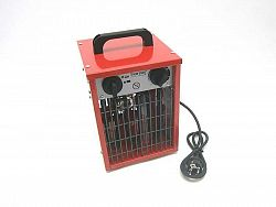 SOLAR Teplovzdušný ventilátor TF370 2000W s termostatem