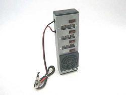 SOLAR Teplovzdušný ventilátor TF66 12V 450W