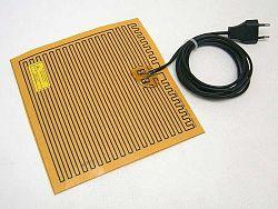 SOLAR Topná folie TF06 230V/10W ohebná samolepící