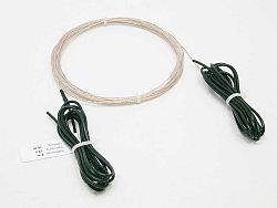 SOLAR Topný kabel TF500 12V 75W IPX7 5 metrů