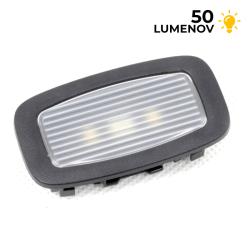SOLAR Vestavěná LED svítilna SI163 4x LED 0.7W