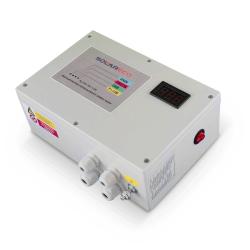 SolarECO Fotovoltaický ohřev vody MPPT regulátor a měnič OPL 9AC 2kW