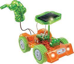Solární autíčko s dynamem POWERplus Grasshopper