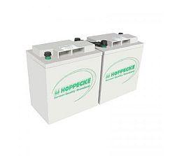 Solární baterie Hoppecke 200Ah 12V Solar.bloc (Sun Power VRM)