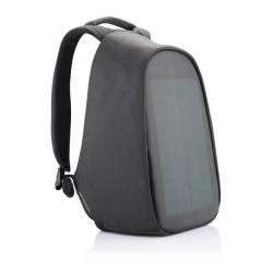 Solární batoh na notebook a tablet Bobby Tech XD Design černý