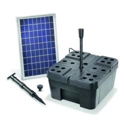 Solární fontána s filtrací Esotec Milano-F 101720 630l/h