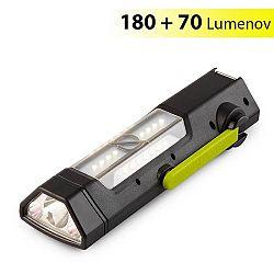 Solární LED světlo a powerbank 4400mAh Goal Zero Torch 250 s dynamem
