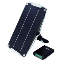 Solární nabíječka a powerbank POWERplus Crocodile 10400mAh 38Wh