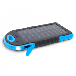 Solární nabíječka a powerbank Xlayer PLUS Solar 4000mAh