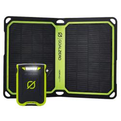 Solární nabíječka Goal Zero Nomad 7 Plus + 7800mAh Powerbank Venture 30
