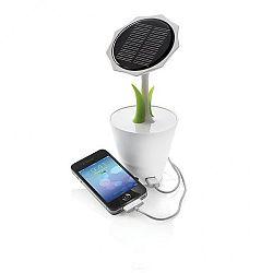 Solární nabíječka s powerbankem XD Design Sunflower 2500mAh