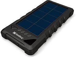 Solární powerbanka Sandberg 16000mAh (vodotěsnost IP67)