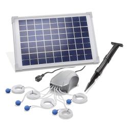 Solární provzdušňovač pro jezírka Esotec Power Five 101887