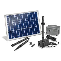 Solární pumpa Esotec Siena LED 101780