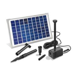 Solární sada s čerpadlem Esotec Napoli 101773 600 l/h 10W