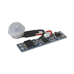 Stmievač PIR pre LED pásy do AL lišty 10mm