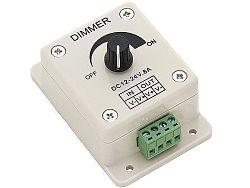 Stmievač pre LED pásy manuálny