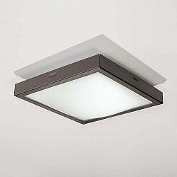 Stropní svítidlo Nice Lamps Nebris, 22x22cm