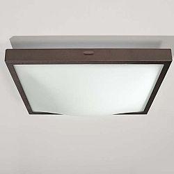 Stropní svítidlo Nice Lamps Nebris, 31x31cm