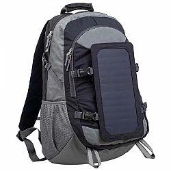 Sunen Solární batoh PowerNeed SBS13 6.5W černý