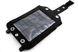 Sunen Solární nabíječka PowerNeed SC30B 2,5W 3000mAh černá