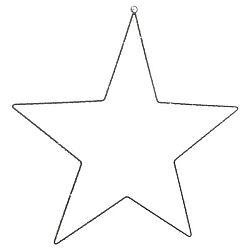 Svítidlo Dekorační Led Star