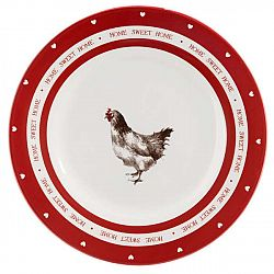 Talíř Clayre&Eef Chicken, ⌀20cm