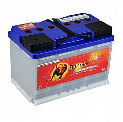 Trakční baterie Banner Energy Bull 95601 80Ah 12V