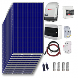 Třífázový fotovoltaický systém Fronius 3420W