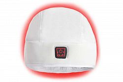 Vyhřívaná čepice Glovii GC1C barva bílá