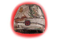 Vyhřívaná čepice Glovii GC1C barva vzorová