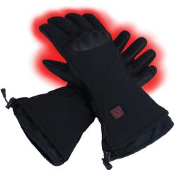 Vyhřívané lyžařské rukavice Glovii GS7 velikost XL