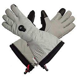 Vyhřívané lyžařské rukavice Glovii GS8 velikost L