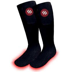 Vyhřívané ponožky Glovii GQ velikost M s dálkovým ovládáním