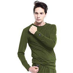 Vyhřívané tričko s dlouhým rukávem Glovii GJ1C velikost L