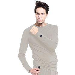 Vyhřívané tričko s dlouhým rukávem Glovii GJ1G velikost L