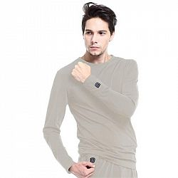 Vyhřívané tričko s dlouhým rukávem Glovii GJ1G velikost M
