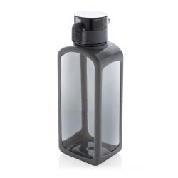 XD Design Láhev na vodu XD Xclusive s uzamykatelným víčkem 600ml černá