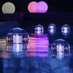 Záhradné- / Bazénové Osvětlení Led-solar Alvaro Ca. Ø 11 Cm