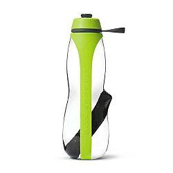 Zelená sportovní filtrační lahev s binchotanem Black+Blum Eau Good Duo, 700ml